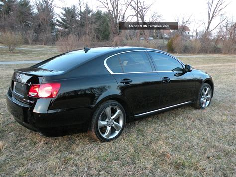 lexus sedan 2011 2011 lexus gs350 sedan 4 door 3 5l