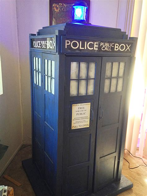tardis bookcase for sale this tardis bookshelf diy is actually bigger on the inside