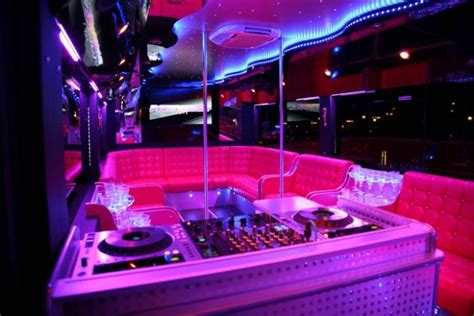 best limos in the inside limobus partybus location limousine