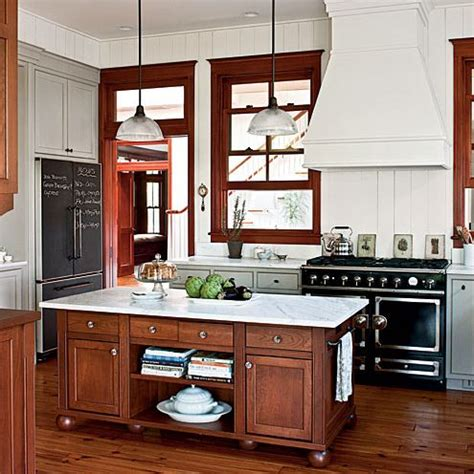 White Kitchen Cabinets With White Trim by Living Happily With Wood Trim Paint Colours That Play