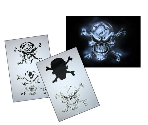 step by step airbrush stencil as 063 stencils umr