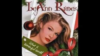 rockin around the christmas tree lyrics leann rimes