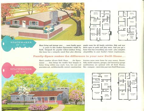 Ranch House Floor Plan terrific curb appeal ideas from swift homes 1957 house