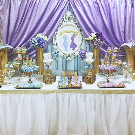 purple baby shower decorations ideas home design studio