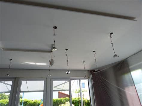 decke 3x3m cool strahler in decke einbauen abhangen und led strips