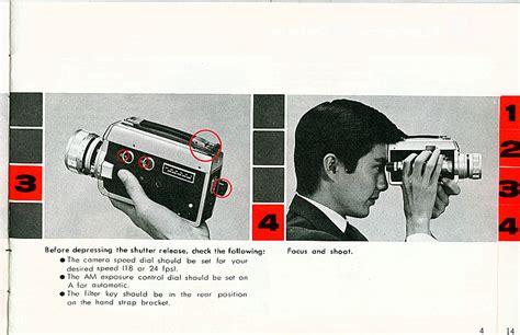 Mondofoto Elmo Super 106 Instruction Manual