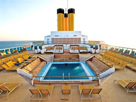 cabine costa crociere costa neoromantica retrouvez les destinations 2016 2017