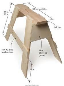 Table Saw Reviews Fine Woodworking En Iyi 17 Fikir Saw Horses Pinterest Te Garaj At 246 Lyesi