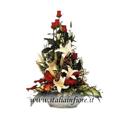 ciotole per fiori italia in fiore invia composizioni di fiori in