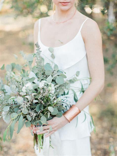 Wedding Bouquet Eucalyptus by Eucalyptus Bouquet Wedding Ideas 100 Layer Cake