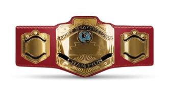 light heavyweight weight what is the worst chionship belt design