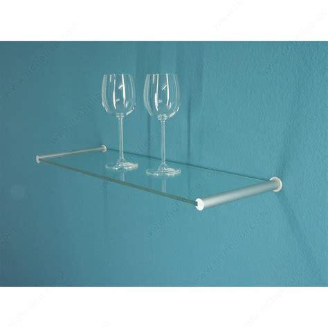 Glass Shelf Support by Glass Shelf Support 200 Mm Richelieu Hardware