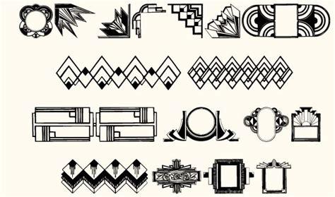 design motif font 17 best images about art deco stencils on