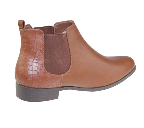 womens ankle boots chelsea high top casual
