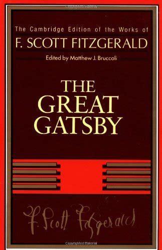analysis the great gatsby by f scott fitzgerald mini store gradesaver