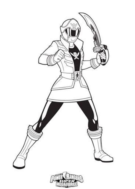 power rangers pirates coloring pages pirate power ranger coloring page for boys kid power