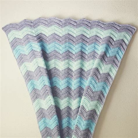 chevron baby blanket knitting pattern chevron baby blanket crochet pattern free pattern my go