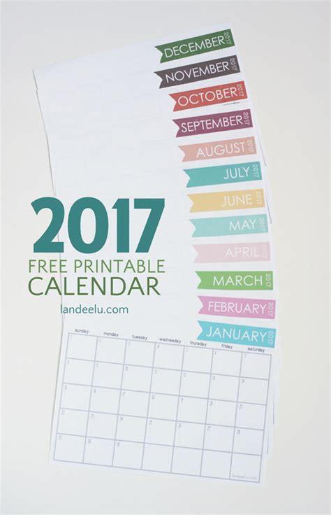 printable calendar reddit 20 free printable calendars for 2017 hongkiat