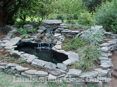 water rock garden rock garden with waterfall water feature gallery