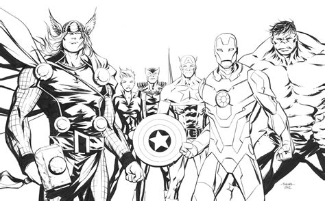 superhero coloring pages avengers avengers super h 233 ros coloriages 224 imprimer