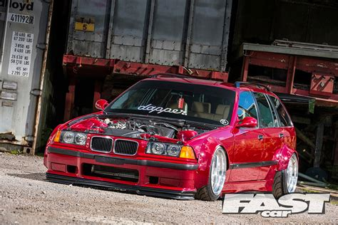 Modified Bmw Compact For Sale by Modified Bmw E36 M3 Touring Fast Car