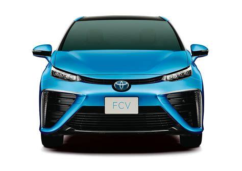 Brennstoffzellenauto Toyota by K 220 S 183 News 183 Toyota Brennstoffzellenauto Quot Mirai Quot Kommt 2015
