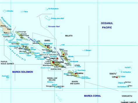 solomon islands map solomon islands map images