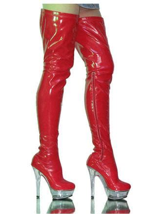 thigh high heels cheap cheap 59 10 high heel thigh high patent leather
