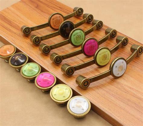 handles and knobs wholesale vintage bronze crystal knobs and handles vintage