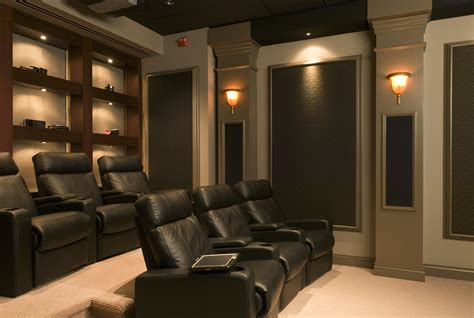 automated room 5 unique home theater rooms automated lifestyles