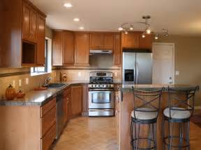 Cabinets Kitchen Cost by Refinishing Kitchen Cabinets To Give New Look In The