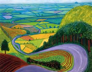 Landscape Artists Work Where To Buy David Hockney Prints Posters Original