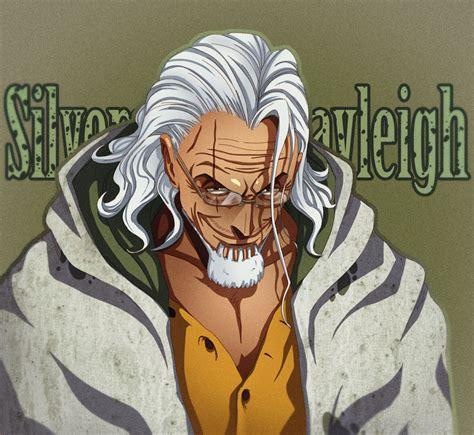 One Kaos Luffy Rayleigh Onepiece Anime king silvers rayleigh vs gildarts battles comic vine