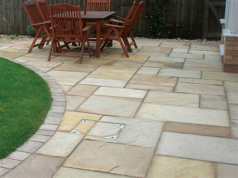 Patio Designs Uk Paving Slab Ideas Walkways And Patios Prepossessing Garden Patio Designs Ideas