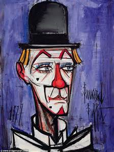 how bernard buffet prompted buffetmania and became