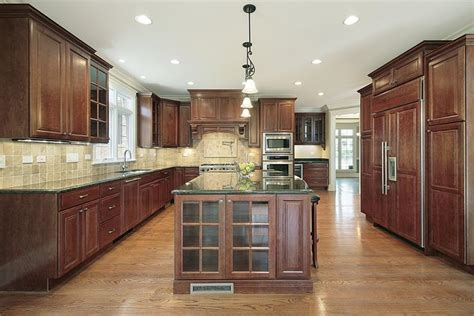 53 Charming Kitchens With Light Wood Floors Kitchens With Light Wood Cabinets