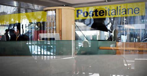 ufficio recapiti poste italiane poste italiane salasso in provincia di foggia a rischio