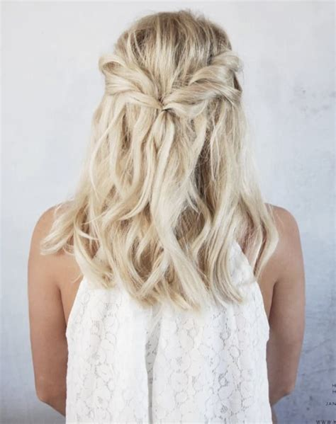 Simple Wedding Hairstyles by Best 10 Easy Wedding Hairstyles Ideas On