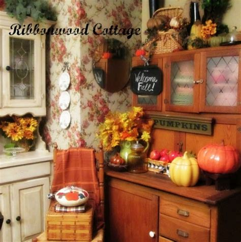 ideas to decorate a kitchen 37 cool fall kitchen d 233 cor ideas digsdigs