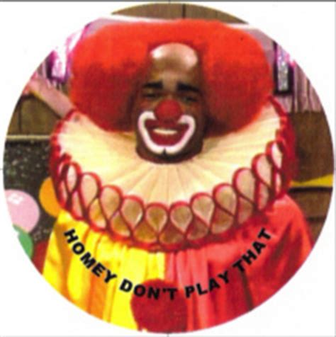 homey don t play that the story of in living color and the black comedy revolution books homey the clown don t play that photo gallery 6 the