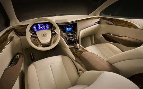 Cadillac Xts Interior by 2010 Cadillac Xts Platinum Concept Interior Wallpaper Hd