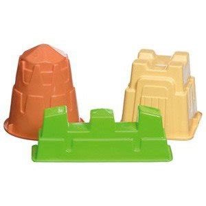american plastic mold american plastic sand castle mold assortment toys