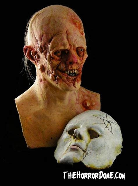 doll face collector halloween mask deformed face mask