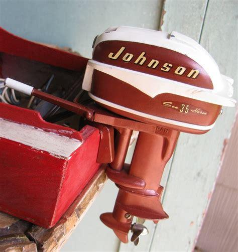 old johnson boat motors vintage johnson outboard motor vintage outboard motors