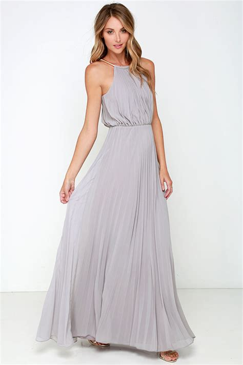 light grey dress bariano dress light grey dress maxi dress