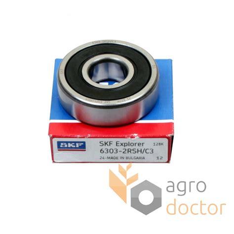 6303 2rsc3 skf groove bearing oem 132648 0 for claas combine harvester buy