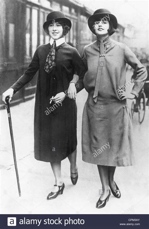 s fashion with bowler hat and walking stick 1925