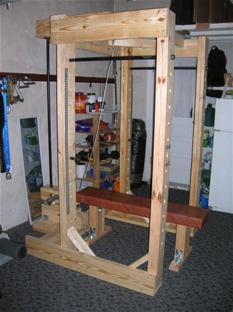 Wood Power Rack by Pdf Diy Wooden Squat Rack Plans Meisel Wood Plans