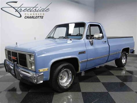 1986 gmc for sale 1986 gmc classic for sale classiccars cc 996452