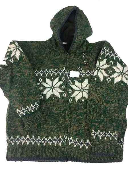 Himalayan Handmades - himalayan wool jacket made in kathmandu himalayan